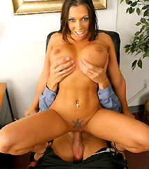Pic of Rachel Starr in episode: Large and in charge