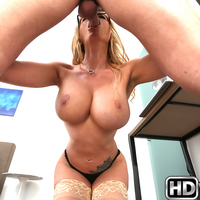 Busting On Briana - Briana Banks